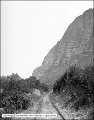 Provo Canyon, Railroad and General View of Canyon