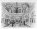 New Walker Bank Building Interior