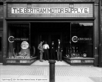 Bertram Motor Supply Company Store Front