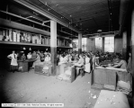 J. G. McDonald's Candy Company, Interior of Shipping Room