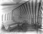 Two Compartment Tent, Lake Camp, Interior