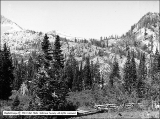 Big Cottonwood Canyon, Brighton Panorama #4