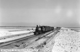 Inland Crystal Salt Company, Train - Salt Ponds (Salt Lake Garfield Western Railroad)