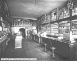 City Hall Grocery Company, Interior