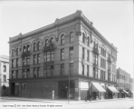 Brigham Young Trust Company Building, Orpheum and Commercial Street, Salvation Army