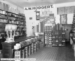 A. W. Hodgert, National Biscuit Company Display
