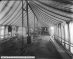 Offices, Canyon Camp, Interior