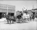 The Old West Show, Stage Coach