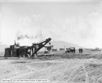 Douglas Park, Steam Shovel