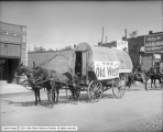 The Old West Show, Prairie Schooner