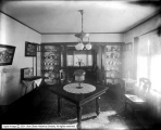 Fremont H. Groshell Residence, Interior of Dining Room