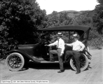 Botterill Auto Company, Mr. Hillson and Dodge