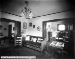 Groshell Residence, Interior of Parlor