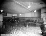 Botterill Auto Company Interior, Hudson Super 6