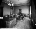 Governor's Office, Capitol Building (Newton and Hoyte Company)