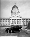 Meredith Auto Company, Governor in Auto at Capitol