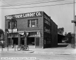 Sugar House Lumber Company, Exterior of Building