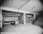 Salt Lake Hardware Company Basement, Shovels and Picks
