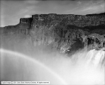 Shoshone Falls and Rainbow