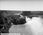 Shoshone Falls from Bridge Site