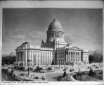 Capitol from Drawing