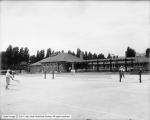Salt Lake Tennis Court