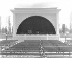 Salt Palace Band Stand