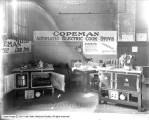 Copeman Auto Electric Cook Stove Display