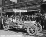 Bertram Motor Supply Company, Auto From San Francisco to New York