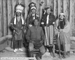 Willard Mack and Indians, Colonial Theatre