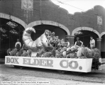 Box Elder County Float
