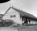 Railroad Day at Ely, Nevada, Bank of Ely
