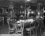 Royal Cafe, Large Dining Table