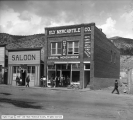 Railroad Day at Ely, Nevada, Ely Mercantile Company
