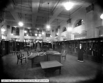 Auerbach Company, Interior Showing Coat Room