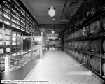 Interior of New Store in Kenyon Building, B. F. Doran and Company