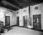 Walker Bank Lobby Elevator Doors and Bank Doors
