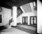 Walker Bank Building, Lobby Showing Stairs