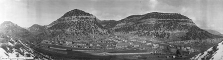 Standard Coal Company, General View, Town Site, Mine Tipple