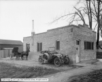 A. A. Clark Company, Exterior of Office