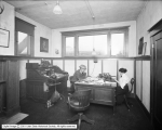 A. A. Clark Company, Interior of Office