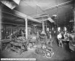 Capital Electric Company Shop Interior