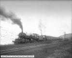Denver and Rio Grande Railroad Train at Soldier Summit
