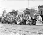Wagener Brewing Company, Decorated Trucks