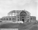 Minneapolis Steel, Fair Grounds, Exterior