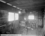 Accident at Capitol Building, Interior of Blacksmith Shop