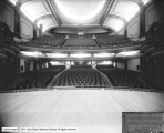 New Orpheum Theatre, General View from Stage