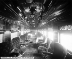 Oregon Short Line Parlor Car Interior