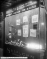 Shipler's Store Window at Night