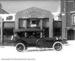 Hudson Car with Goodrich Tires (Tom Botterill Auto Company)